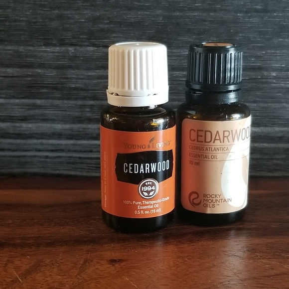 Cedarwood Essential Oil Young Living Rocky Mount